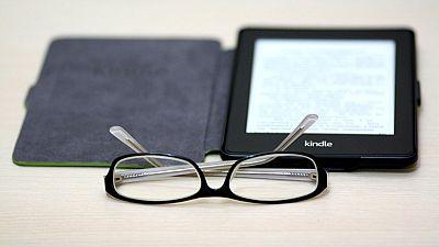 Aumentan los lectores de libros digitales