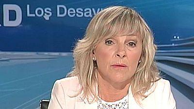 """María Caballero, concejal de UPN en el Ayuntamiento de Pamplona: """"Tendrían que decir sin ningun rubor que Bildu ha cambiado, que no amparan la violencia"""""""