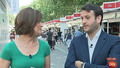 """Parlamento - La entrevista - """"Torcuato Fernández-Miranda, el guionista de la transición"""""""