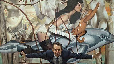 Jeff Koons llega al Guggenheim de Bilbao