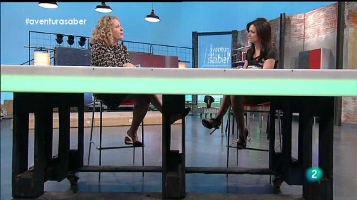 La Aventura del Saber. María Acaso. Directora de Escuela de Educación Disruptiva de la Fundación Telefónica.
