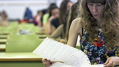 70.000 alumnos de seis comunidades autónomas se enfrentan a la selectividad