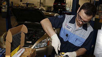 La Guardia Civil destapó casi 1.300 talleres de coches ilegales el año pasado