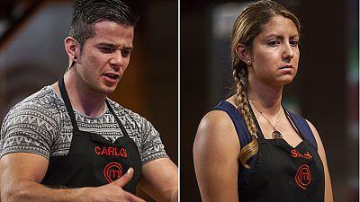 MasterChef 3 - Carlos y Sally fallan por la apatía y el desgaste