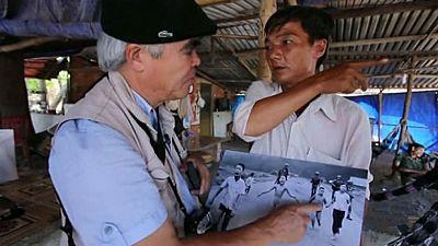 Nick Ut, autor de algunas de las fotografías más impactantes de la Guerra de Vietnam