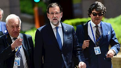 Rajoy ya tiene preparados los cambios en el Gobierno, según ha explicado en Bruselas