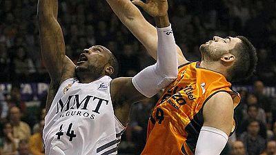 El Valencia Basket presenta un recurso por alineación indebida de Slaughter