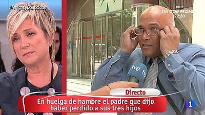 """El padre de los menores de Ja�n: """"La Junta de Andaluc�a miente"""""""
