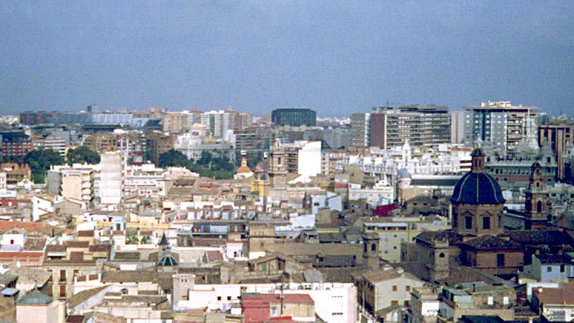 A vista de pájaro - Valencia