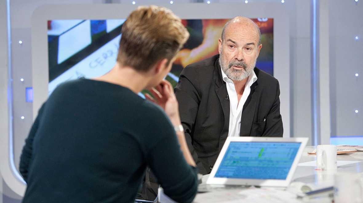 """Antonio Resines, presidente de la Academia de Cine: """"Con el IVA, baja la asistencia al cine un 18%. En Europa no baja, y en Canarias tampoco"""""""