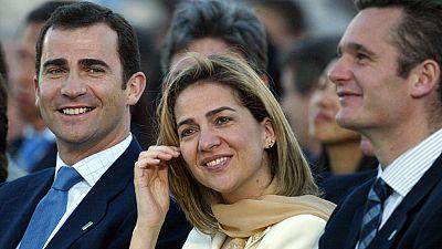 El título de Duquesa de Palma fue un regalo de su padre el día de la boda de la infanta con Urdangarin