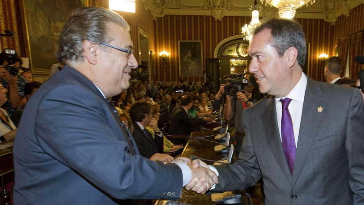 El PSOE de Juan Espadas arrebata la alcaldía al PP, con el apoyo de IU y Participa Sevilla