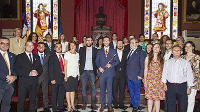 En la capital de Baleares habrá por primera vez una alcaldía rotatoria
