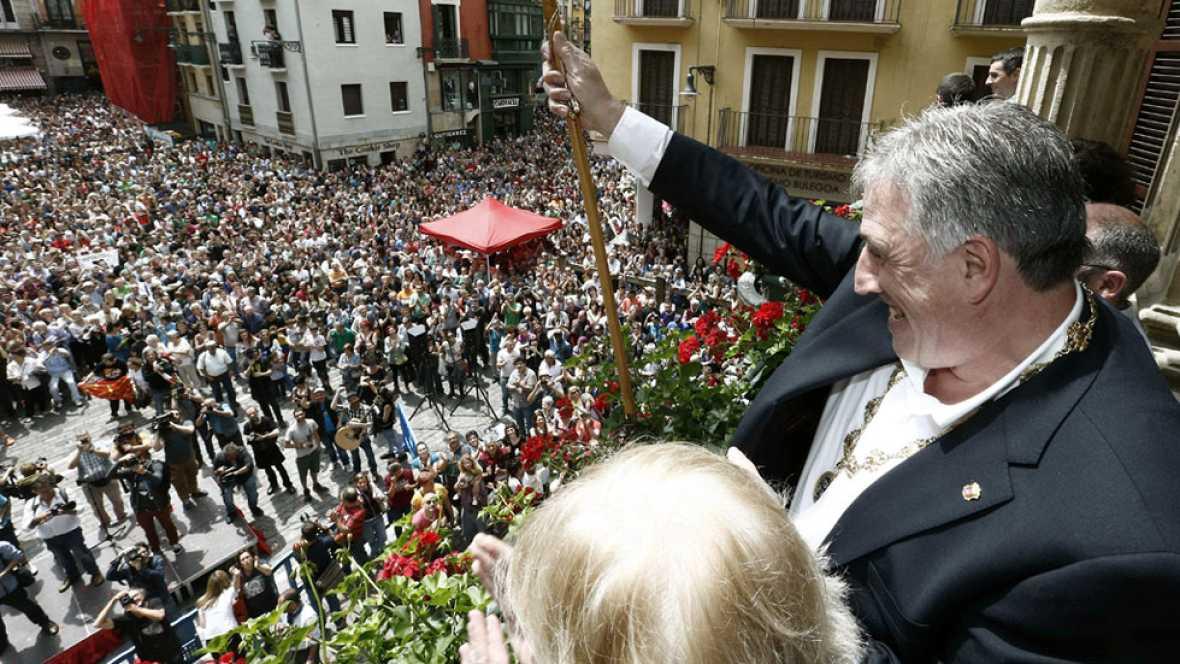 EH-Bildu desbanca a UPN en Pamplona