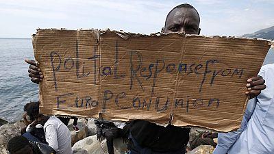 La crisis migratoria, una de las mayores preocupaciones de Italia y Grecia