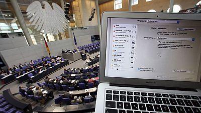 El Bundestag, hackeado