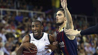 Baloncesto - Liga ACB. Play Off. Semifinales. 5� partido: FC Barcelona-Unicaja (1) - Ver ahora