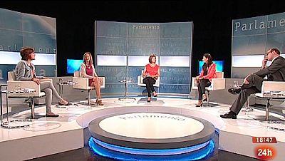 Parlamento - El debate - Reforma de la Ley del Aborto - 14/06/2015