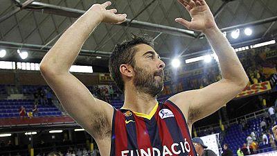 Navarro, el héroe del Barça hacia su novena final seguida de Liga Endesa