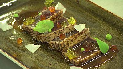 MasterChef 3 - Clase de cocina asi�tica en el Basque Culinary Center