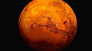 El universo: Marte. Los nuevos descubrimientos
