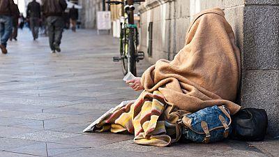 Casi la mitad de las personas sin hogar en España han sufrido delitos de odio