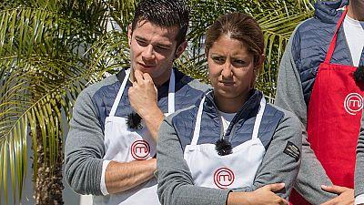 MasterChef 3 - Carlos y Sally vuelven más fuerte que nunca