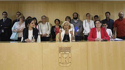 La oposición en el Ayuntamiento de Madrid exige que Zapata deje su acta de concejal