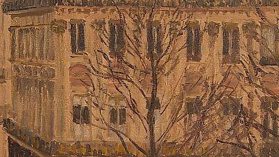 El cuadro que Pisarro pintó de la Calle Saint Honoré de París se quedará en el Museo Thyssen