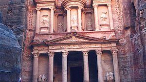 Petra, un reino en el desierto (I)