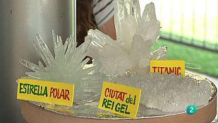 La Aventura del Saber. Concurso de cristalización en la escuela