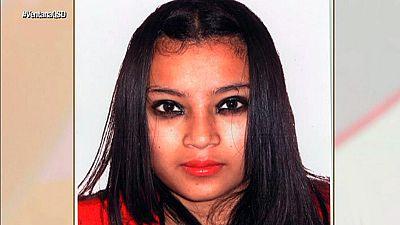 Ventana QSD: Menor desaparecida: Ana Mar�a Mart�nez