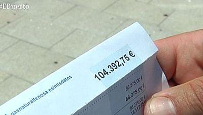 Un hombre recibe una factura de la luz de 104.000 euros