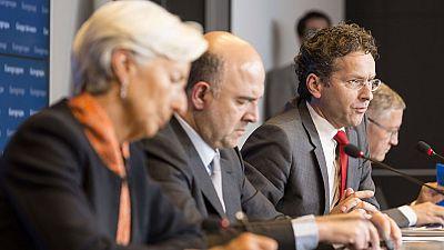 """El Eurogrupo acaba sin acuerdo sobre Grecia y le pide a Atenas que """"vuelva en serio"""" a la negociación"""