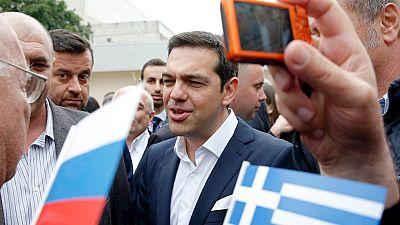 El BCE concede un respiro a Grecia con una provisión urgente de liquidez para sus bancos