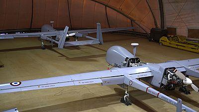 Aumenta el uso de drones para revisar grandes infraestructuras, vigilar los bosques o evitar incendios