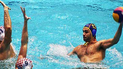 Juegos Europeos Bakú 2015 - Waterpolo Masculino. Semifinal: España-Croacia - ver ahora