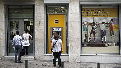 El BCE eleva de nuevo el tope en la liquidez de urgencia para sostener a la banca griega