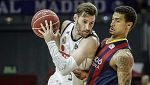 Baloncesto - Liga ACB. Play Off 2º partido: Real Madrid - FC Barcelona
