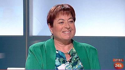 Parlamento - La entrevista - Olaia Fernández Davila (BNG) - 20/06/2015