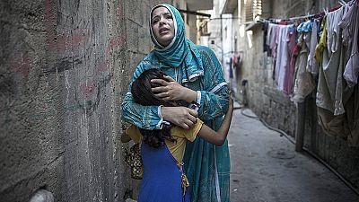 Israel y grupos armados palestinos habrían cometido crímenes de guerra, según un informe de la ONU