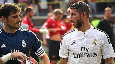 La situación de Casillas y la renovación de Ramos, problemas para el Madrid