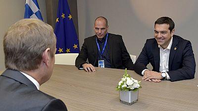 La cumbre de líderes concluye sin acuerdo sobre Grecia