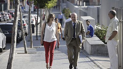 Tania Sánchez insiste en que su imputación sólo tiene motivaciones políticas
