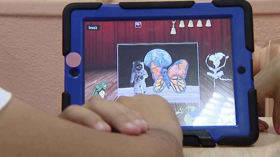 Existen más de cien mil Apps educativas para que los niños refuercen lo que han aprendido