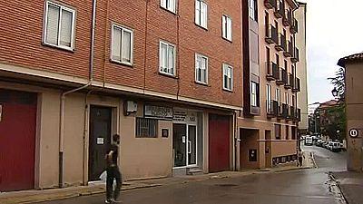 Detenido un hombre en Soria como presunto autor de la muerte de su esposa