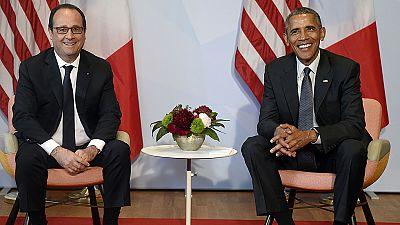 Hollande considera inaceptable el espionaje telefónico por parte de EEUU y va a pedir explicaciones a Obama