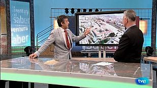 """La Aventura del Saber. Sección """"La arquitectura del Saber"""". Proyecto ¿Cartagena-Ciudad del Saber¿"""