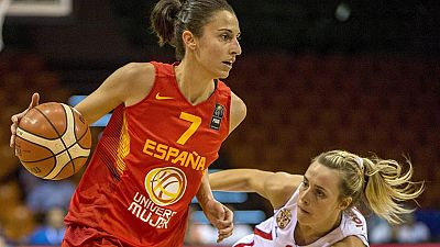 Ha llegado invcita a cuartos y sigue siendo favorita para revalidar el Eurobasket. España empieza ahora la fase final con Montenegro como rival en los cuartos de final.