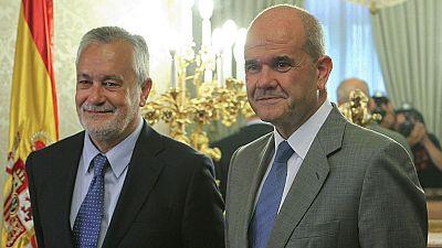 El Supremo imputa formalmente a Manuel Chaves y José Antonio Griñán por un delito de prevaricación administrativa